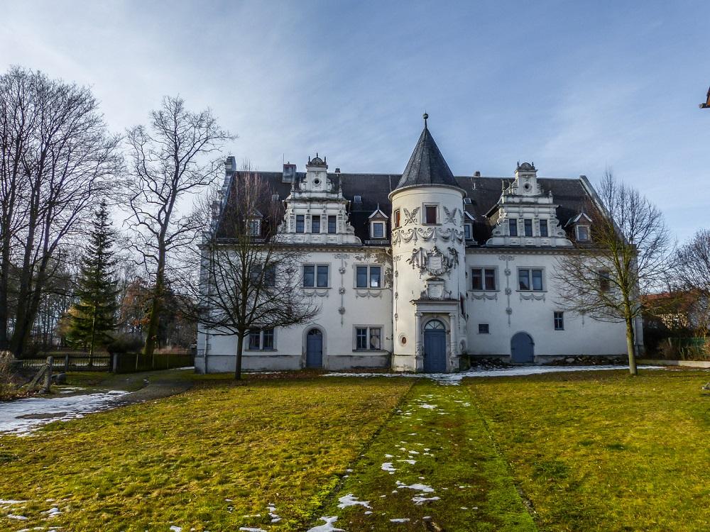 Weißes Schloss
