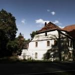 verlassenen Gasthaus