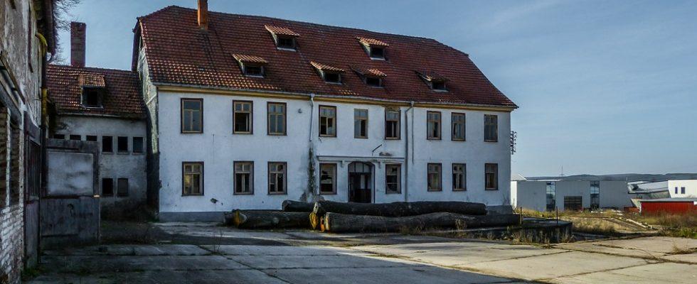 Volkseigenen Gut (VEG) Deubachshof