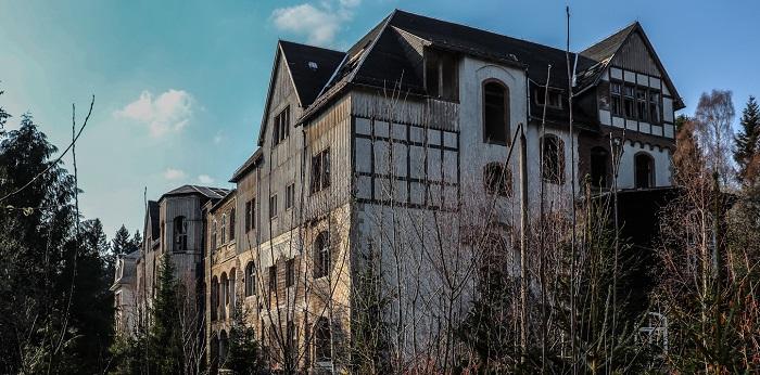Johanniter-Heilstätte Sorge