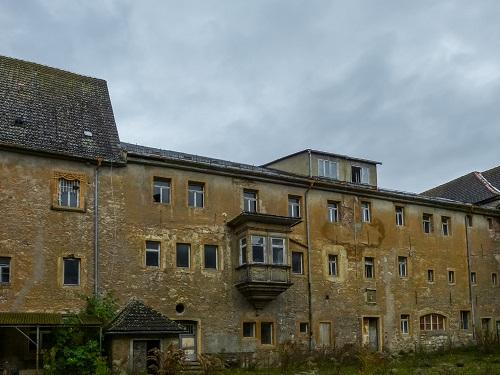 Zuchthaus Kettenburg