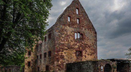 Bergschloss Schönrain am Main
